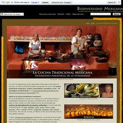La cocina tradicional mexicana