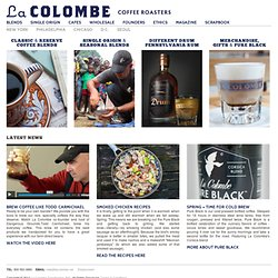 La Colombe Coffee | Home