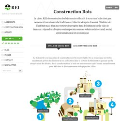 La construction bois