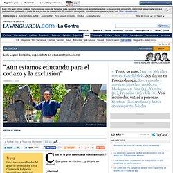 La Contra: Luis López González