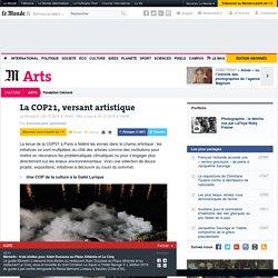 La COP21, versant artistique