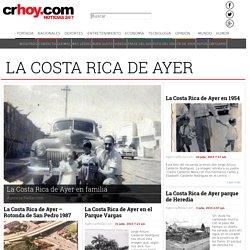 Noticias de La Costa Rica de ayer