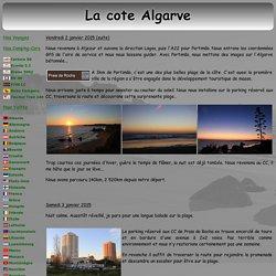 La cote Algarve