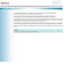 La cotisation CCCA-BTP