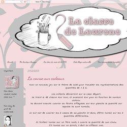La maternelle de Laurène: La course aux cadeaux