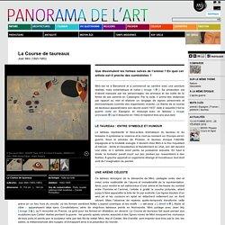 La Course de taureaux de Joan Miro