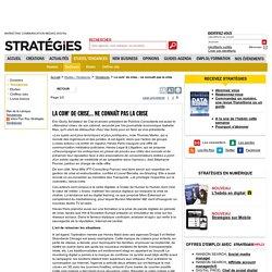 La com' de crise... ne connaît pas la crise - page 3