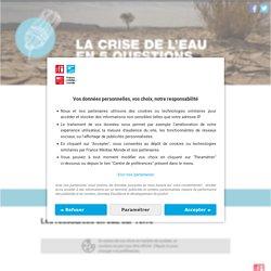 La crise de l'eau en 5 questions - RFI