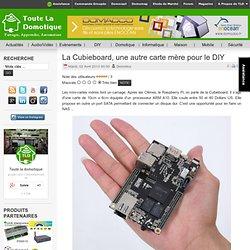 La Cubieboard, une autre carte mère pour le DIY