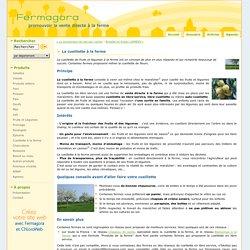 La cueillette à la ferme - Fermagora