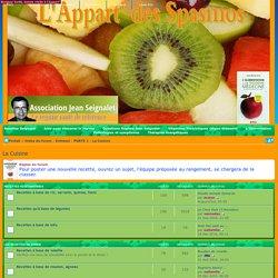 L'Appart Seignalet Regime Alimentation