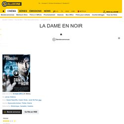 La Dame en noir - film 2012
