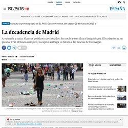 La decadencia de Madrid