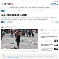 La decadencia de Madrid