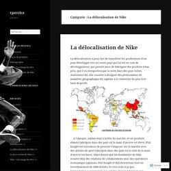 La délocalisation de Nike – tpenike