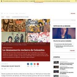 La desmemoria rockera de Colombia
