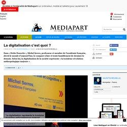 La digitalisation c'est quoi ?