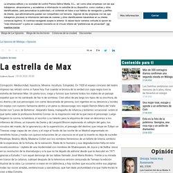 La estrella de Max
