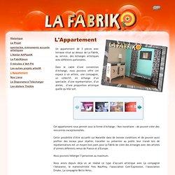 La FabriK - L'Appartement