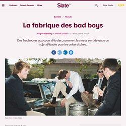 [Article] La fabrique des bad boys, Hugo Lindenberg et Machin Chose