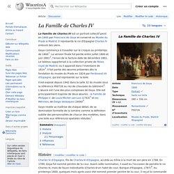 La Famille de Charles IV