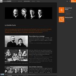 Les femmes dans la République : Marie Curie