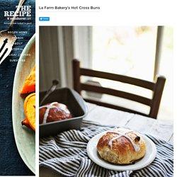 La Farm Bakery's Hot Cross Buns