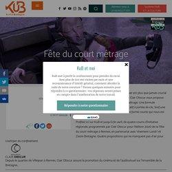 La fête du court métrage à Rennes