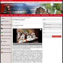 La Fête du sport - Fêtes et festivals