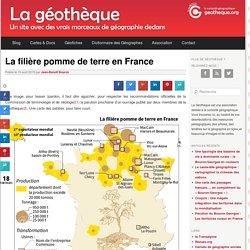 La filière pomme de terre en France
