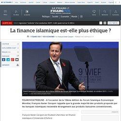 La finance islamique est-elle plus éthique ?