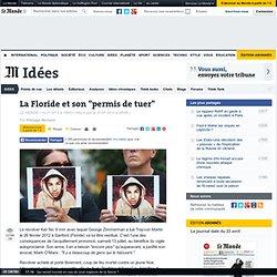 """La Floride et son """"permis de tuer"""""""