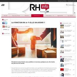 La fonction RH a-t-elle un avenir