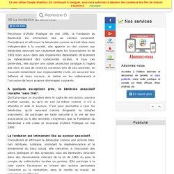 La fondation du bénévolat - Loi1901.com