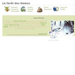 La forêt des Oomus