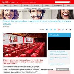 La Formation Des Salaries de Coca-Cola