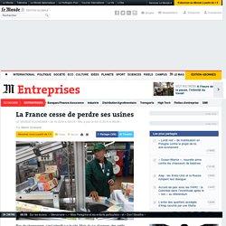 Vers une démondialisation ? La France cesse de perdre ses usines