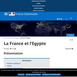 La France et l'Egypte