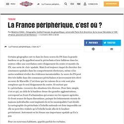 La France périphérique, c'est où ?