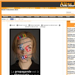 La France a peur !