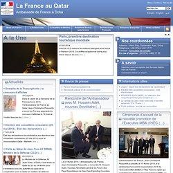 Ambassade de France au Qatar
