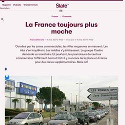 La France toujours plus moche. Franck Gintrand. Slate. m.slate.fr