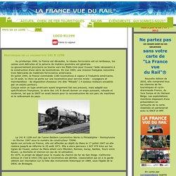 La France Vue Du Rail: Loco R1199