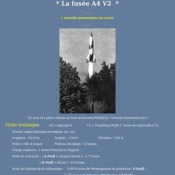 La fusée A4V2