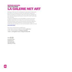 La galerie Net Art « LAM