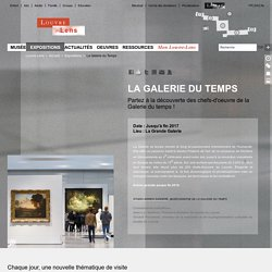 La galerie du Temps