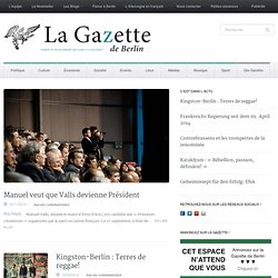La Gazette de Berlin:  N°. 36