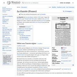 La Gazette (France)