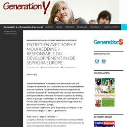 La génération Y à Séphora