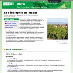 La géographie en images